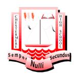 CHS School Crest